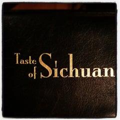 Photo taken at Taste of Sichuan Beaverton by Ryan W. on 5/27/2013