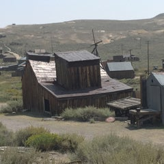 Photo taken at Bodie, CA by Steven J. on 8/22/2015