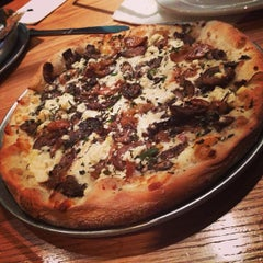 Photo taken at Pies and Pints Pizzeria by Mike M. on 3/31/2013