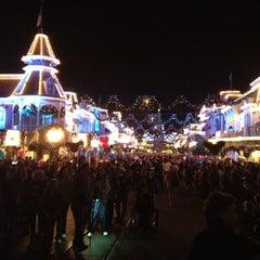 Photo taken at Main Street, U.S.A. by Robert K. on 12/19/2012