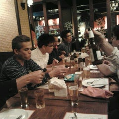Photo taken at 헬로타이 (Hello Thai Restaurant) by Somboon N. on 10/30/2012