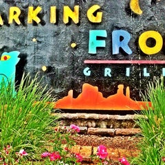 Photo taken at Barking Frog by Dan S. on 5/18/2013