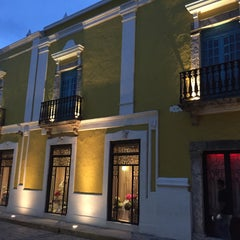 Photo taken at Hotel Plaza Colonial by Luis O. on 6/26/2015
