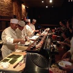 Photo taken at Blue Ribbon Sushi Izakaya by Chad W. on 10/14/2012