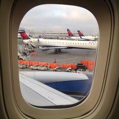 Photo taken at Gate 57 by Sean N. on 11/10/2014