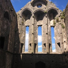 Photo taken at Rock of Cashel by Maurizio M. on 8/7/2013