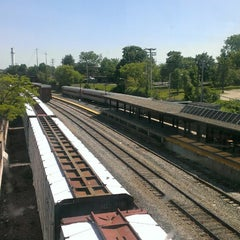 Photo taken at MBTA Lowell Station by Justin d. on 6/1/2013