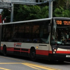Photo taken at SMRT Buses: Bus 190 by Aaron L. on 1/21/2013