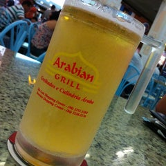 Photo taken at Arabian Grill by Dani J. on 10/26/2012
