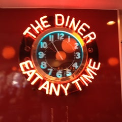 Photo taken at The Diner by Lee B. on 11/14/2012