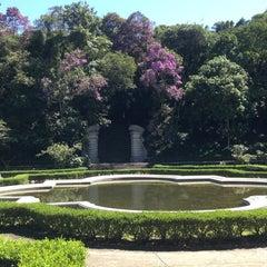 Photo taken at Jardim Botânico de São Paulo by Gabriel P. on 2/2/2013