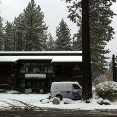 Photo taken at Rainbow Mountain Ski & Snowboard: (3) Powder House Rainbow Mountain by Powder H. on 10/23/2012