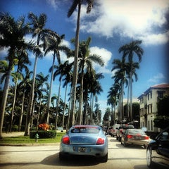Photo taken at Town of Palm Beach by Juan P. on 2/22/2013