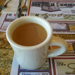 Photo taken at Legacy Diner by heather n. on 2/4/2013