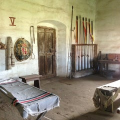 Photo taken at La Purisima Mission State Historic Park by Mari A. on 4/7/2013