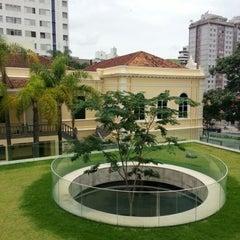 Photo taken at Arquivo Público Mineiro by Thaniara C. on 12/10/2012