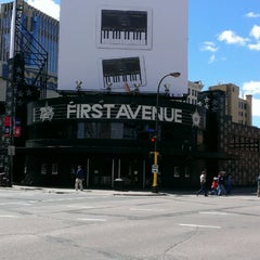 Photo taken at First Avenue & 7th St Entry by Jason M. on 6/3/2013