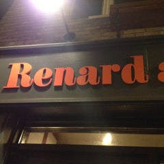 Photo taken at Renard Bistro Artisan by Jean-Marc D. on 10/26/2012