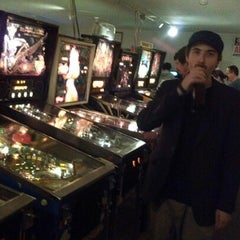 Photo taken at CP Pinball by Andy K. on 11/18/2012