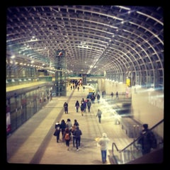 Photo taken at Stazione Torino Porta Susa by Panda on 2/1/2013