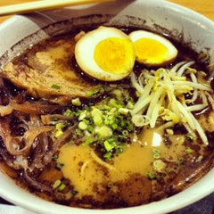 Photo taken at Ramen Planet Mutsumiya (むつみ屋) by Jimmy S. on 7/15/2013