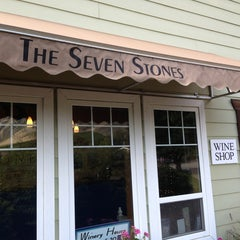 Photo taken at Seven Stones Winery by Tim R. on 8/6/2013