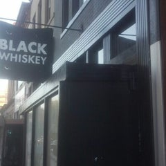 Photo taken at Black Whiskey by Tom J. on 5/2/2013