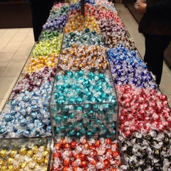 Photo taken at Lindt by Drew P. on 1/4/2015