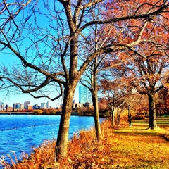 Photo taken at Charles River by Alex M. on 11/22/2012