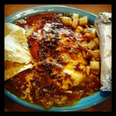 Photo taken at Little Anita's Mexican Food by Linnea C. on 3/17/2013
