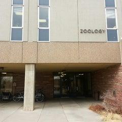 Photo taken at CSU Anatomy/Zoology Building by Krysta C. on 2/13/2013