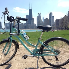 Photo taken at Chicago Lakefront by Nikki H. on 5/1/2013