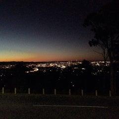 Photo taken at Mount Gravatt Lookout by Jarod S. on 8/4/2013