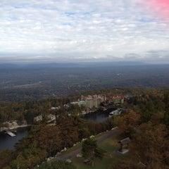 Photo taken at Sky Top by Maya B. on 10/9/2012