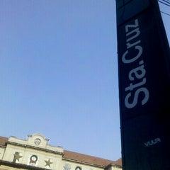 Foto tirada no(a) Estação Santa Cruz (Metrô) por Marcelo C. em 11/19/2012