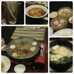 Photo taken at Silla (Korean Japanese Chinese Restaurant) by Bunga K. on 6/12/2014