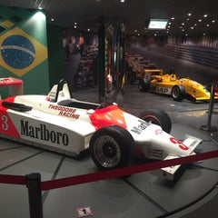 Photo taken at 大賽車博物館 / Museu do Grande Prémio / Grand Prix Museum by Katya Z. on 12/16/2015