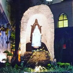 Photo taken at Kapel Hati Kudus Yesus by Monika P. on 10/24/2015
