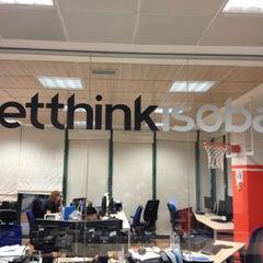 Photo taken at Netthink Isobar by Rafa P. on 10/19/2012
