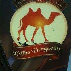 Photo taken at Esfiha Vergueiro by Bruna S. on 11/17/2012