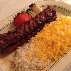 Photo taken at Ravagh Persian Grill by Taha E. on 1/20/2013