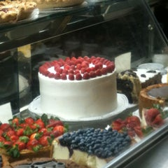 Photo taken at California Bakery by Bahareh T. on 3/19/2013