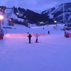 Photo taken at Park City Mountain Resort by Marshall M. on 12/28/2012