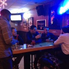 Photo taken at Bottoms Up Bar & Grill by Elyce on 12/25/2012