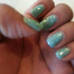 Photo taken at Allure Nail Spa by April W. on 1/11/2013