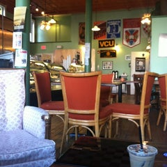 Photo taken at Captain Buzzy's Beanery by Sara L. on 10/21/2012
