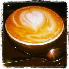 Photo taken at Lucid Cafe by Lyss on 9/17/2012
