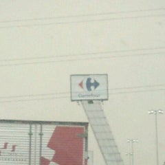 Photo taken at Carrefour by Fernando M. on 10/26/2012