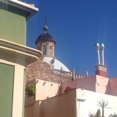 Photo taken at Hotel Hospes Amérigo***** by Christina J. on 9/12/2014