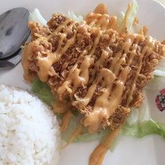 Photo taken at KFC (เคเอฟซี) by บ้านดงมะเดื่อ แ. on 2/2/2016